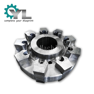 Mining Excavator Assembly Driving Wheel