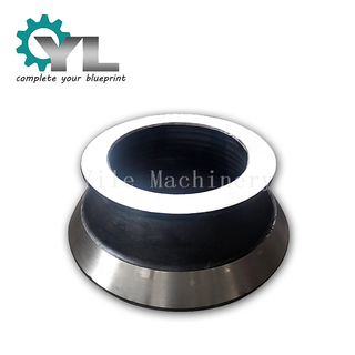 Crusher Spare Parts Casting Wear Cone