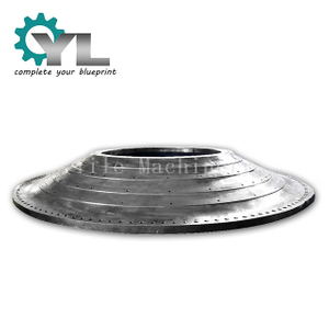 Ball Mill Big Custom Cast Steel End Cover