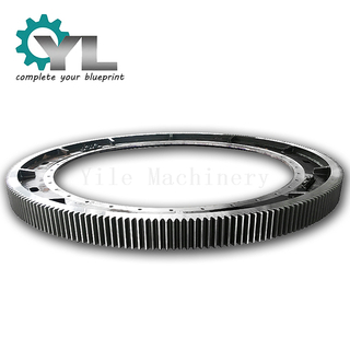 Ball Mill Ring Pinion Rotationg Big Ring Gear For Cement Mixer