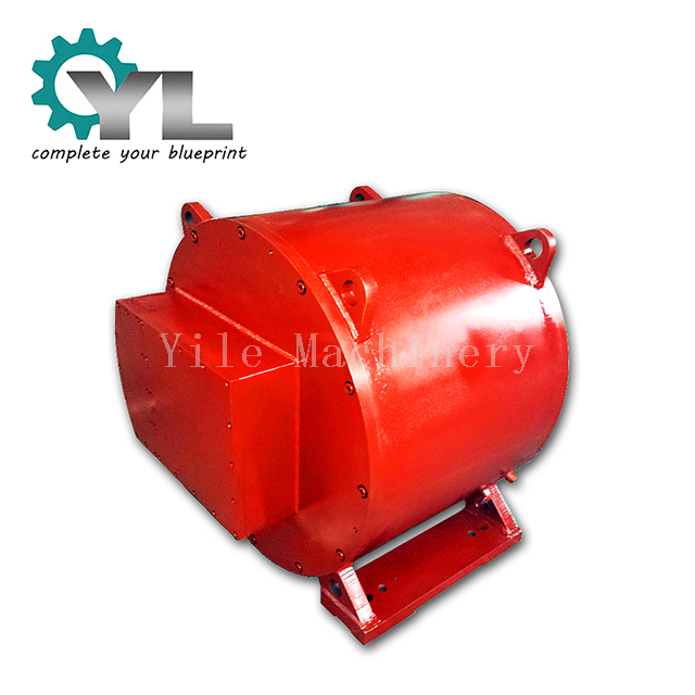 Welding Explosion Proof Motor Housing Cover