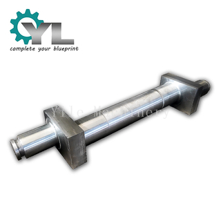 Mining Excavator Wheel Eccentric Crank Shaft