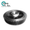 Mining Industrial Reducer Gearbox Carbon Steel C45 Forging Straight Tooth Gear Wheel