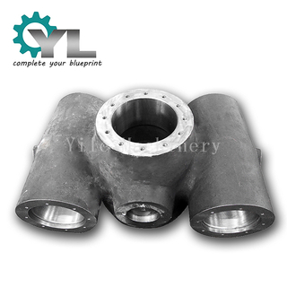 Cement Mill Hydraulic Thrust Device Retaining Wheel Shell