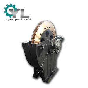 Custom Tin Brass Wheel Transmission Worm Gearbox