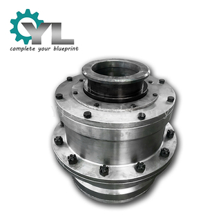 Factory Used Nonstandard Gear Coupling Drum Industrial Flexible Gear Coupling
