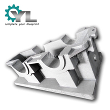 Heavy OEM Iron Casting Gearbox Cover
