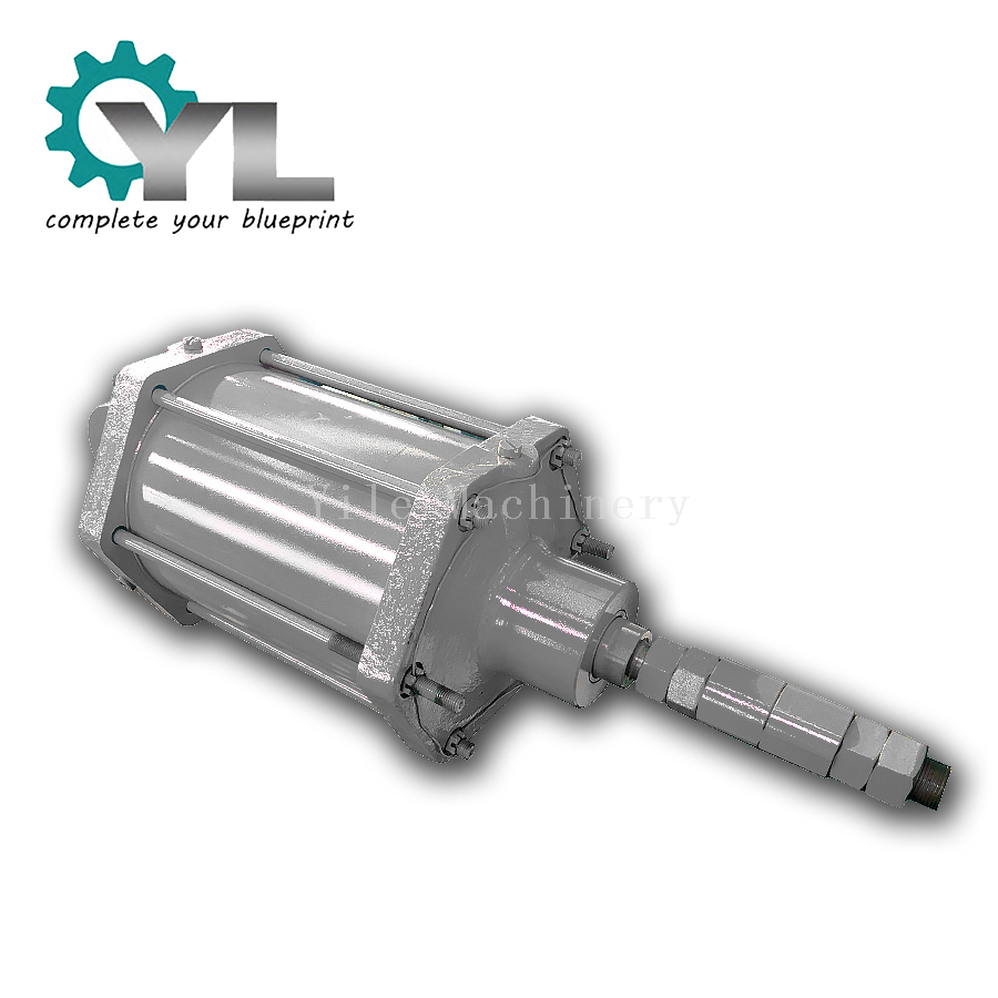 Mining Excavator Single Acting Hydraulic Cylinder