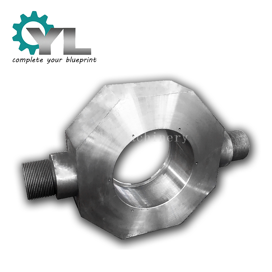 OEM Forged Steel Screw Threaded Connector