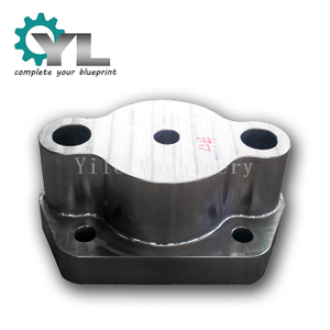 Forging Type Oil Drilling Steel Valve Bonnet