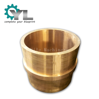 Custom Casting Bronze Sliding Bushing Bearing